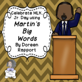 Celebrate MLK Day with Martin's Big Words