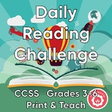 March Daily Reading Challenge
