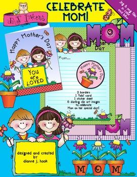 Celebrate Mom Clip Art & Printables