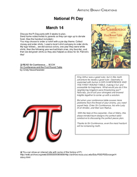 Celebrate National Pi Day- March 14