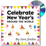 Celebrate New Year's Around the World - Song with Lyrics & Activity