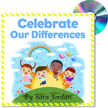 Character Education - Celebrate Our Differences (Tolerance) w/ Lyrics & Activity
