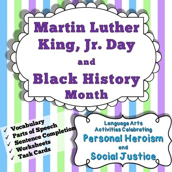 Celebrate Personal Heroism and Social Justice on Martin Luther King, Jr. Day