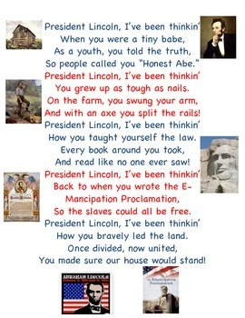 Celebrate President's Day With Abe and George