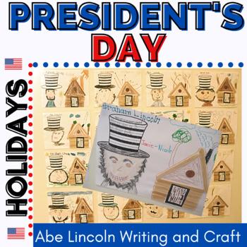 President's Day:  Celebrate Abe Lincoln for Grades 1-2