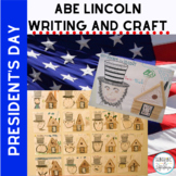 President's Day:  Celebrate Abe Lincoln for Grades 1-2