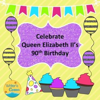 Queen Elizabeth II's 90th Birthday BUNDLE, Sonnet, Amazing