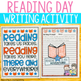 Celebrate Reading Day Writing Prompt