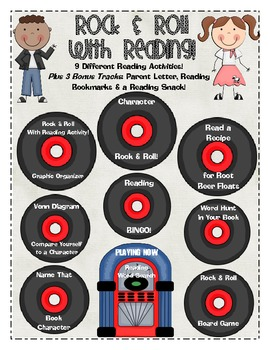Celebrate Reading by Rocking and Rolling With Reading!