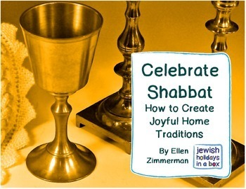 Celebrate Shabbat: How to Create Joyful Home Traditions