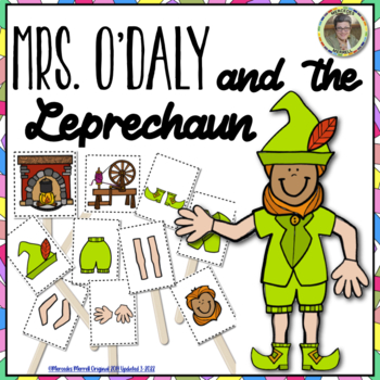 Celebrate St. Patrick's Day with Mrs. O'Daly and the Leprechaun