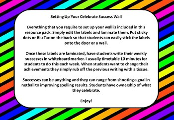Celebrate Success Cards