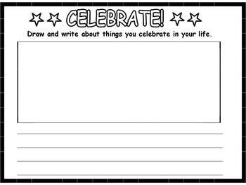 Celebrate Template
