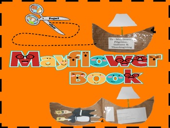 Celebrate Thanksgiving: Mayflower Research Book