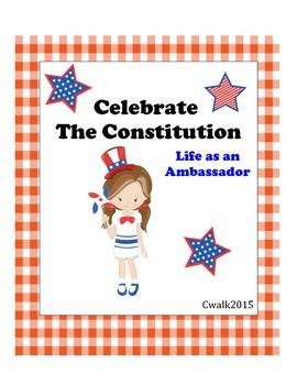 Celebrate The Constitution: Ambassadors