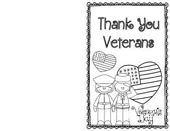 Celebrate Veterans! (Veterans Day Card & Freebies)