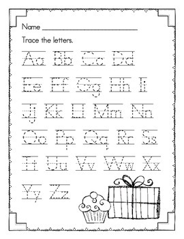 Celebrate the Alphabet