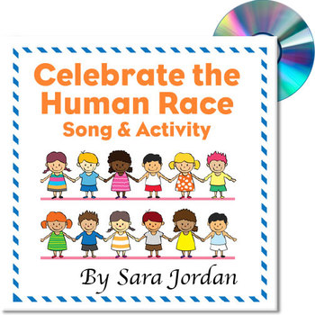 Celebrate the Human Race - Song Download (Multicultural & Diversity Studies)