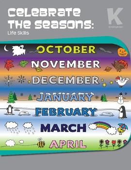 Celebrate the Seasons: Life Skills for Kindergarten