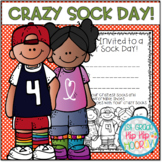 Celebrate with Crazy Sock Day!