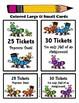 Rewards & Tickets