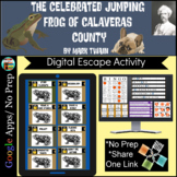 Celebrated Jumping Frog of Calaveras County Digital Escape