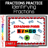 Expanded Form Bingo Powerpoint Game