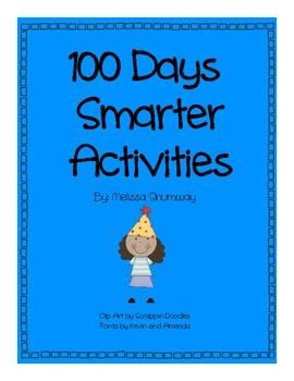 Celebrating 100 Days School
