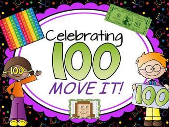 Celebrating 100 MOVE IT!