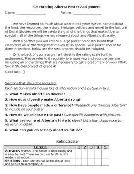 Celebrating Alberta!