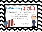 Celebrating America! Veteran's Day, Memorial Day, Soldier