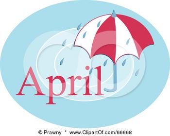 Celebrating April