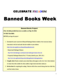 Celebrating Banned Books Week: a High School English Project