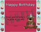 Celebrating Birthdays Certificates - All Grades Boy and Girl