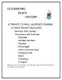 Celebrating Black History: A Tribute to Paul Laurence Dunbar