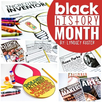 picture about Black History Quiz Questions and Answers Printable named Black Record Thirty day period Worksheets Instruction Components TpT