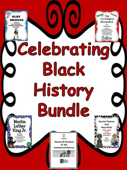 Celebrating Black History Bundle