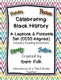 Celebrating Black History Lapbook Unit {Common Core}