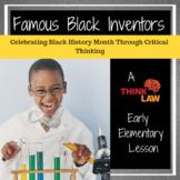 Celebrating Black History Month Through Critical Thinking: