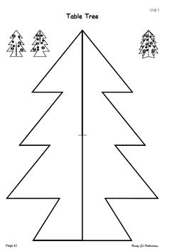 Celebrating Christmas: Set 4 - Trees and Tinsel
