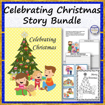 Celebrating Christmas Story Bundle