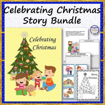 Celebrating Christmas Story Bundle