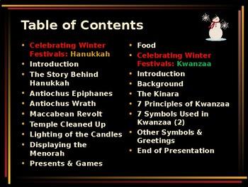 Holidays - Celebrating Christmas Traditions - Religious Festivals