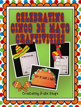 Celebrating Cinco de Mayo {3 Craftivities}