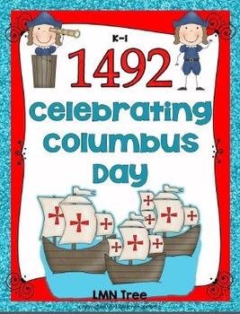 Celebrating Columbus Day K-1