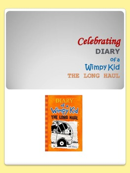 Celebrating Dairy of a Wimpy Kid: The Long Haul