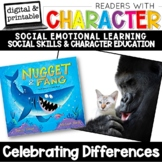 Celebrating Differences - Character Education | Social Emotional Learning SEL