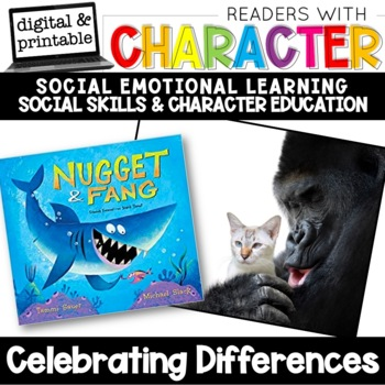 Celebrating Differences - Character Education   Social Emotional Learning SEL