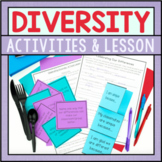Diversity Activities and Lesson