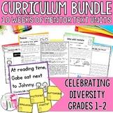 Celebrating Diversity Bundle for 10 Diverse Mentor Texts (